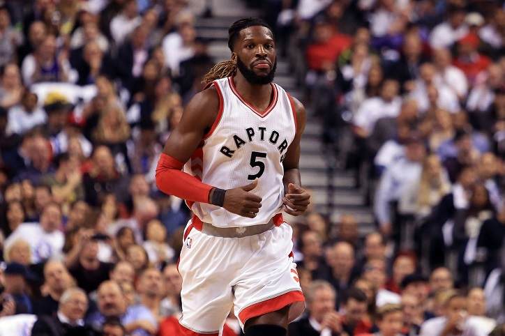 DeMarre Carroll Background Check