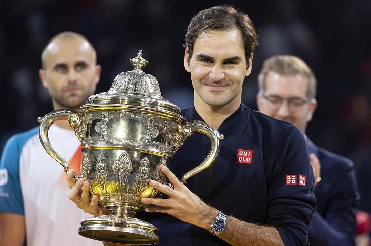 Roger Federer Public Records