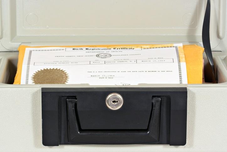 Oklahoma Birth Certificate