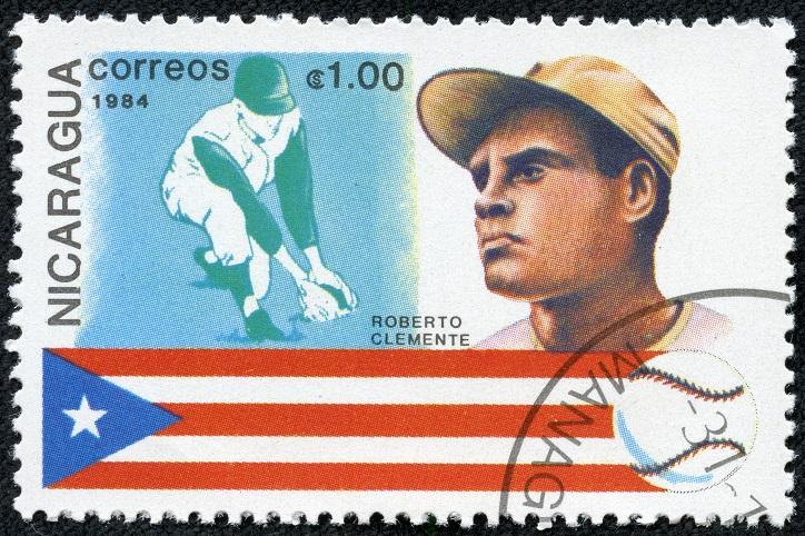 Roberto Clemente  Public Records