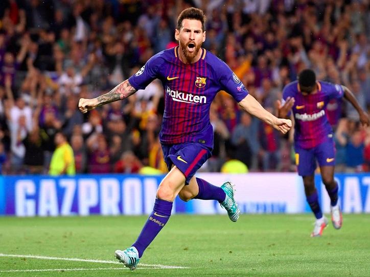 Lionel Messi Background Check