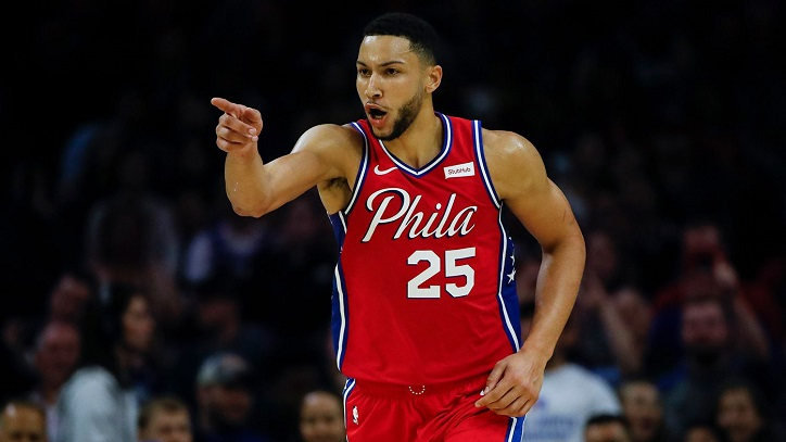 Ben Simmons Background Check