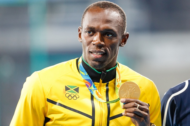 Usain Bolt Background Check