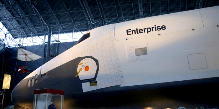 Facts about the space program - the Enterprise shuttle