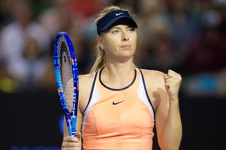 Background Check Maria Sharapova