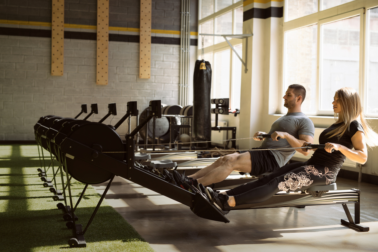 how to relax rowing