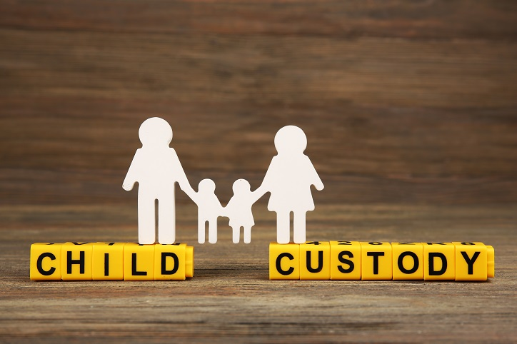 Child Custody Mother and Father