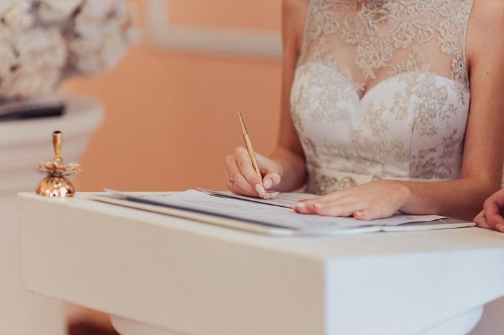 Washington Marriage License