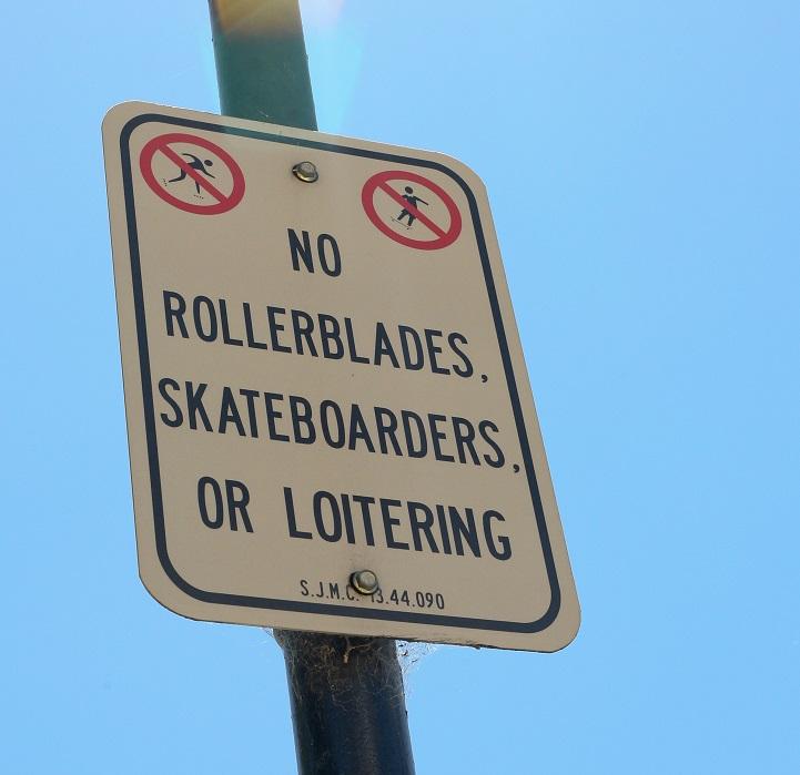 Punishment for Loitering in Wyoming