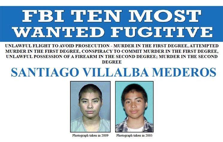 FBI Most Wanted Santiago Villalba Mederos