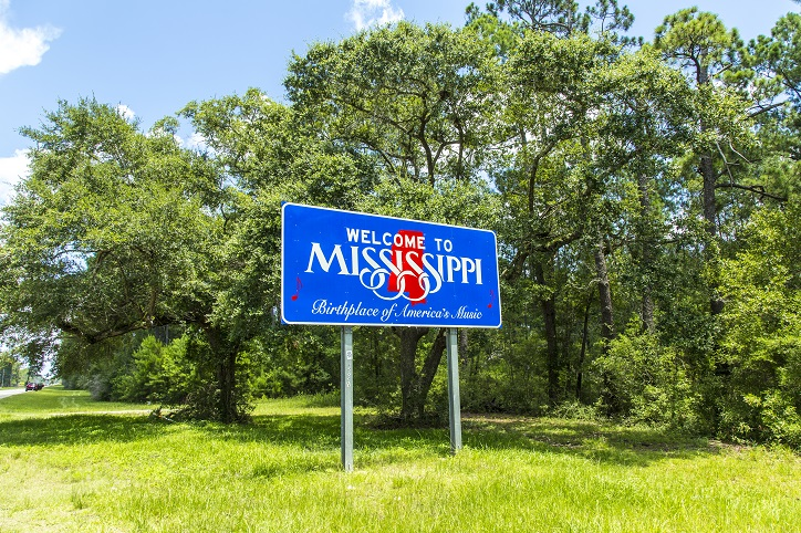 Mississippi Loitering Law