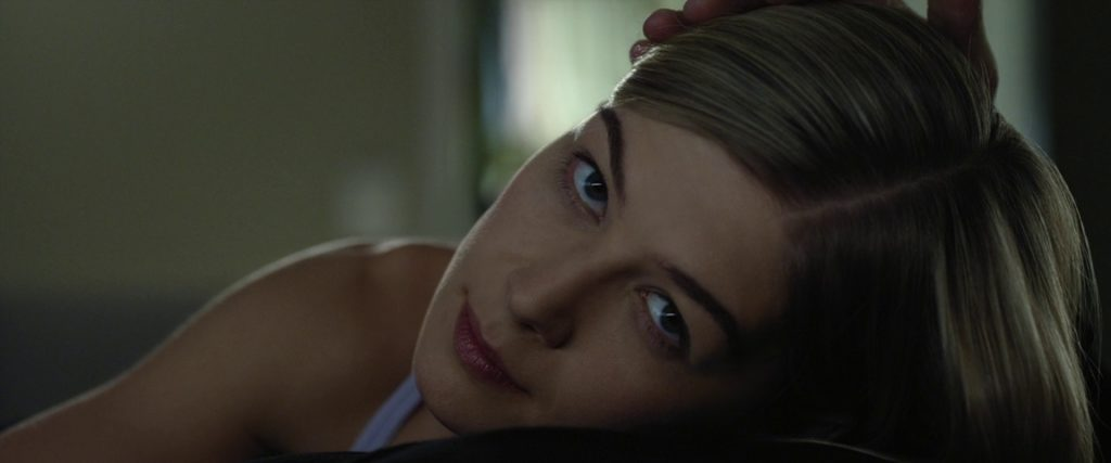 Amy Dunne- Gone Girl