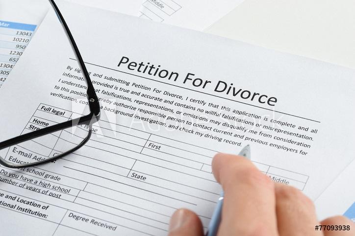 where to locate public divorce records