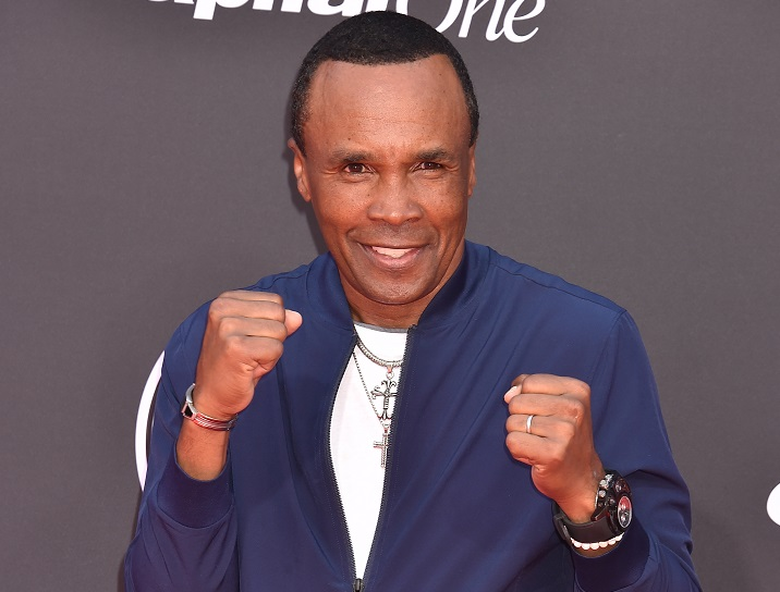 """Sugar"" Ray Leonard Background Check"