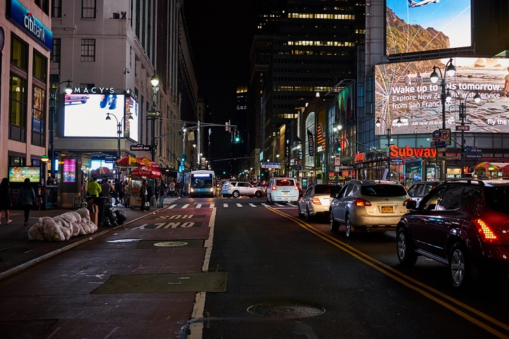 New York Driving Records