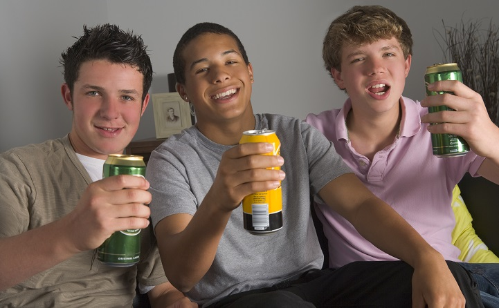 Underage Drinking in the United States