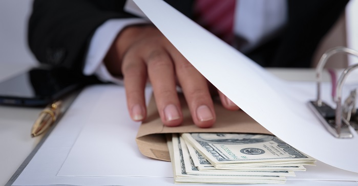 Bribery Law North Carolina