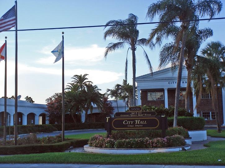 Coral Springs Public Records