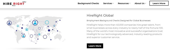 HireRight background check