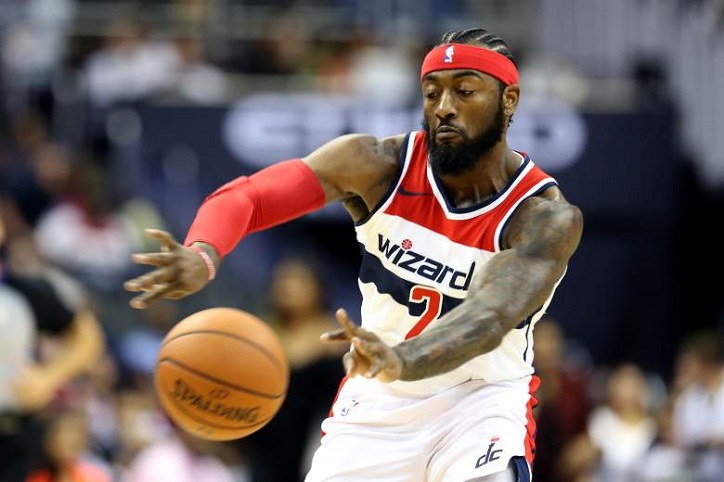 John Wall Public Records
