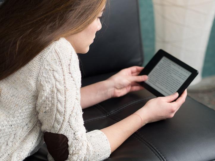 Kindle VS. iPad