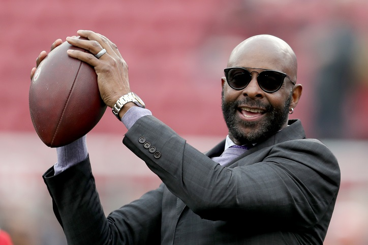 Jerry Rice Background Check