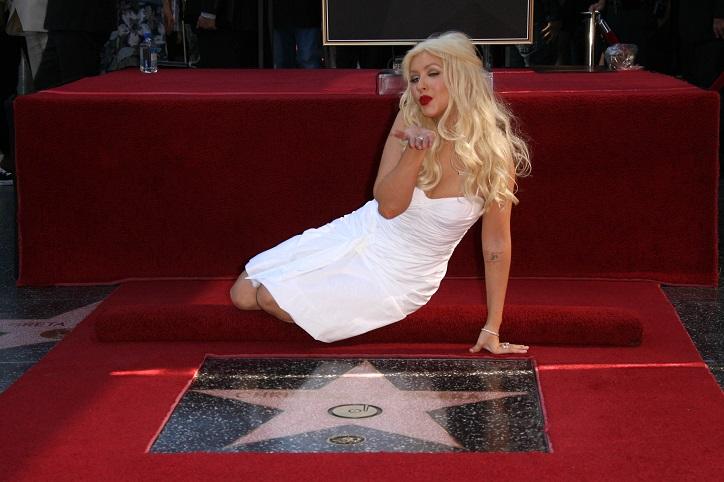 Christina Aguilera Public Records