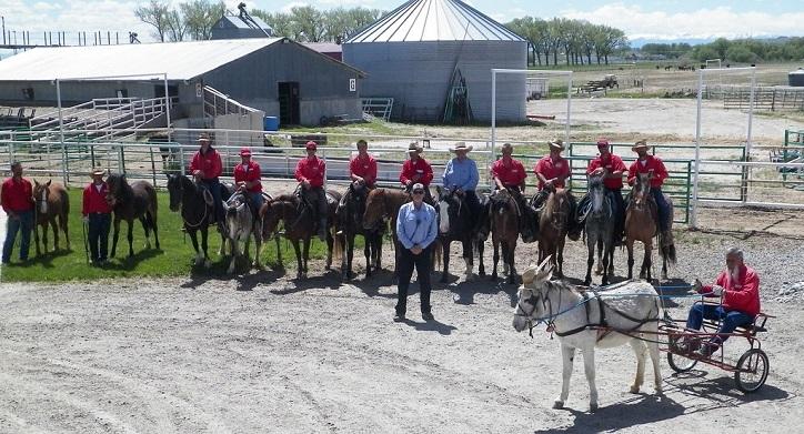 Wyoming Honor Farm