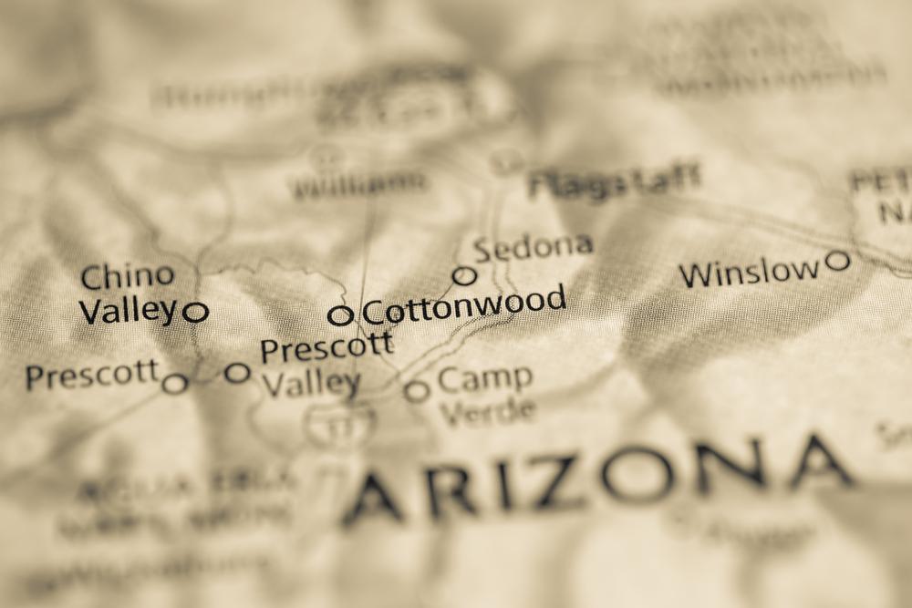 cottonwood arizona public records