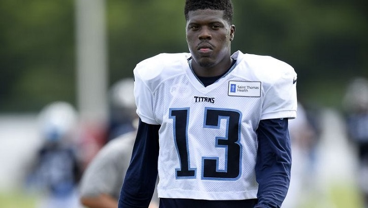Kendall Wright Background Check