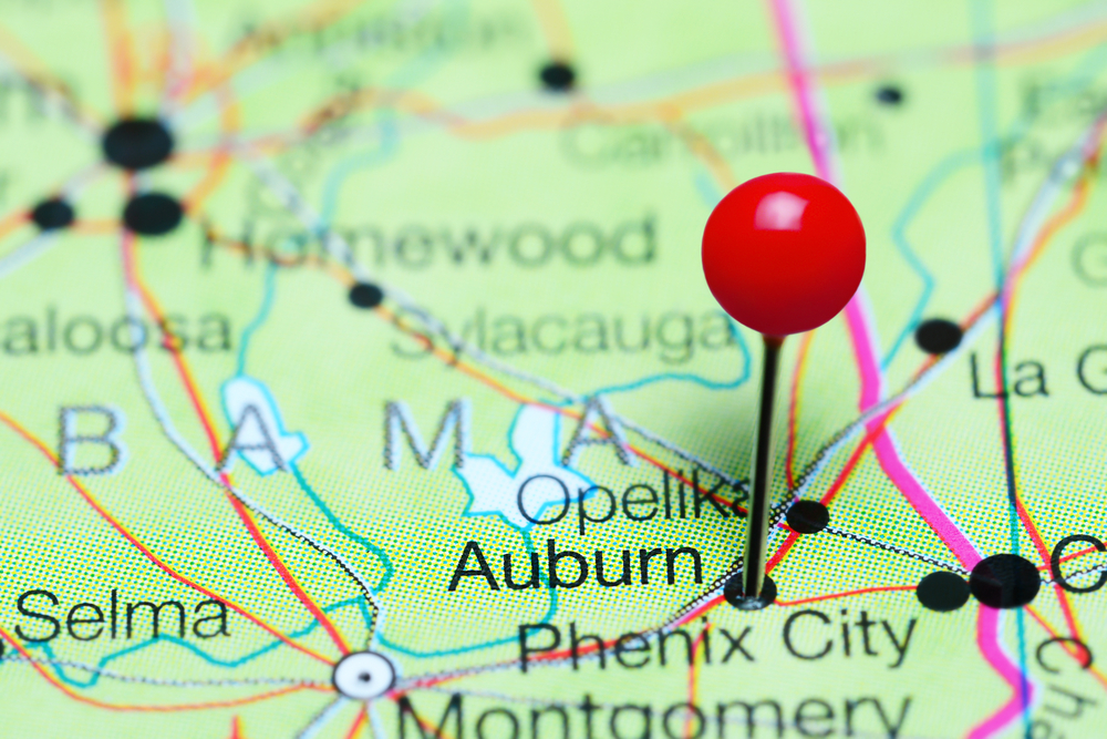 Auburn Alabama Public Records