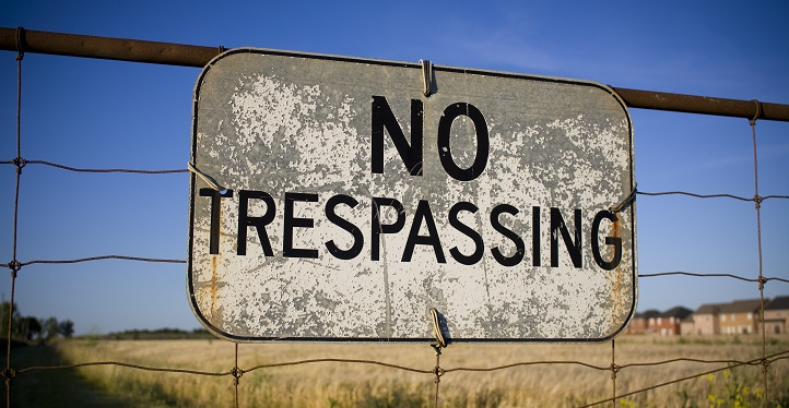 Trespassing Laws Maryland