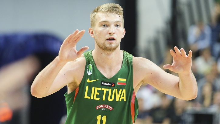 Domantas Sabonis Background Check