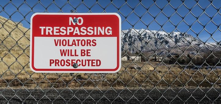 Punishment for Trespassing in Texas