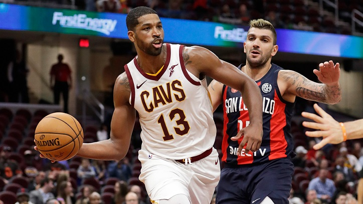 Tristan Thompson Public Records
