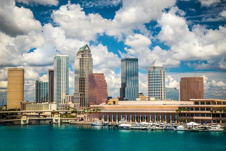 Florida City Crime Rate