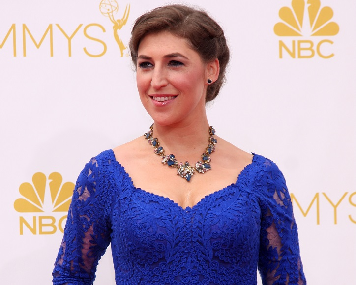 Mayim Bialik Background Check
