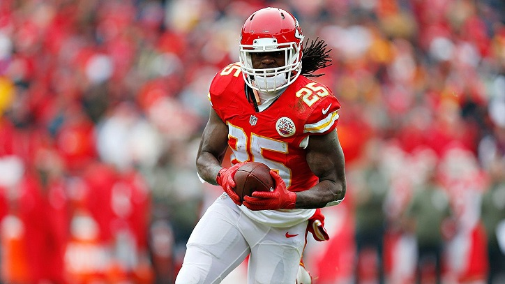 Jamaal Charles Public Records