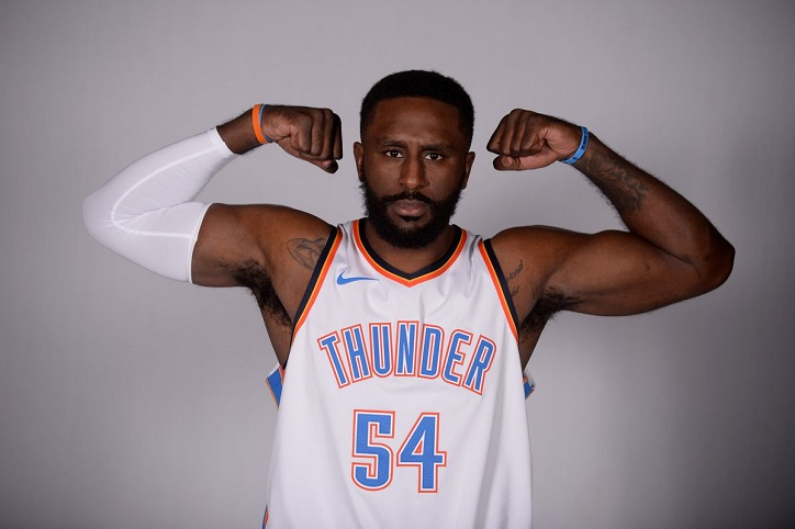 Patrick Patterson Background Check