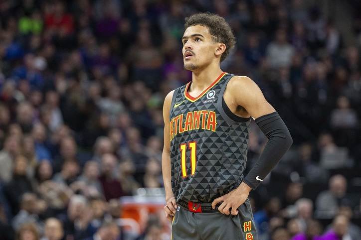Trae Young Public Records