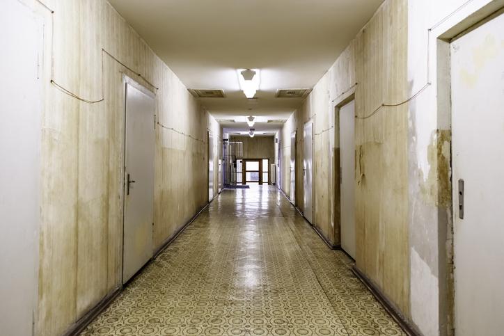 Dorothea Dix Minimum Security Facility Rhode Island,