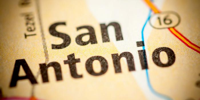 san antonio information - a map of san antonio