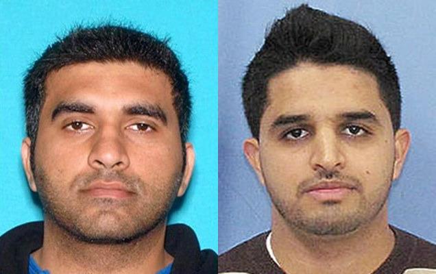 Mohsin Zamir & Waqar Ghumman Most Wanted Bank Robbers by the FBI