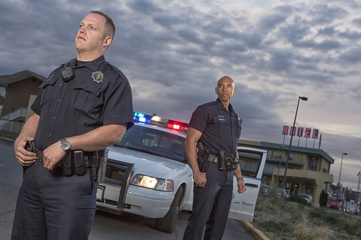 Police Department Huntington