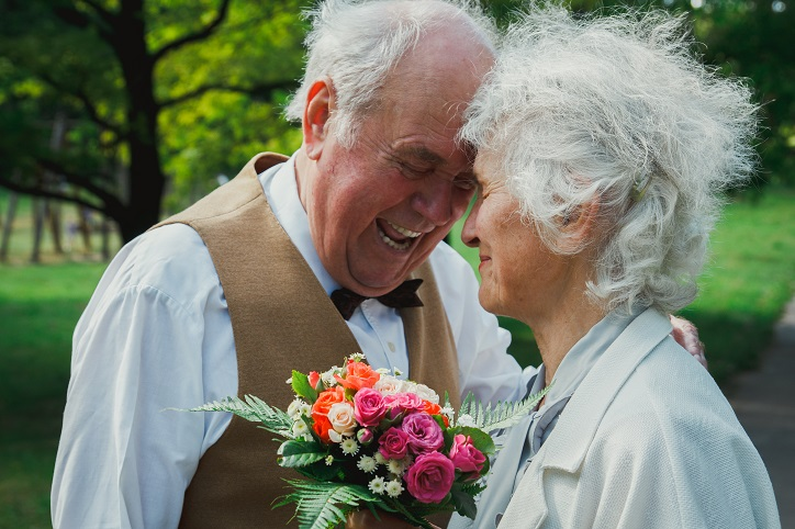 Wedding Ideas for Couples Over 50