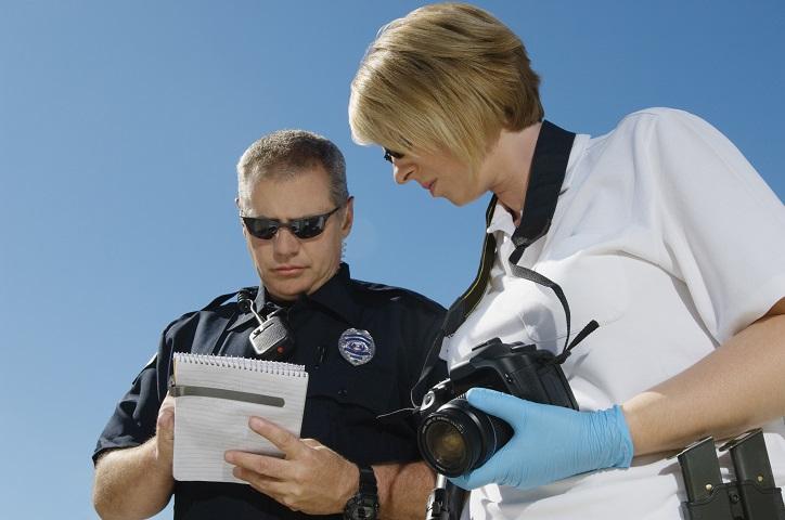 Are Police Reports Public