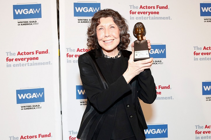 Background Check Lily Tomlin