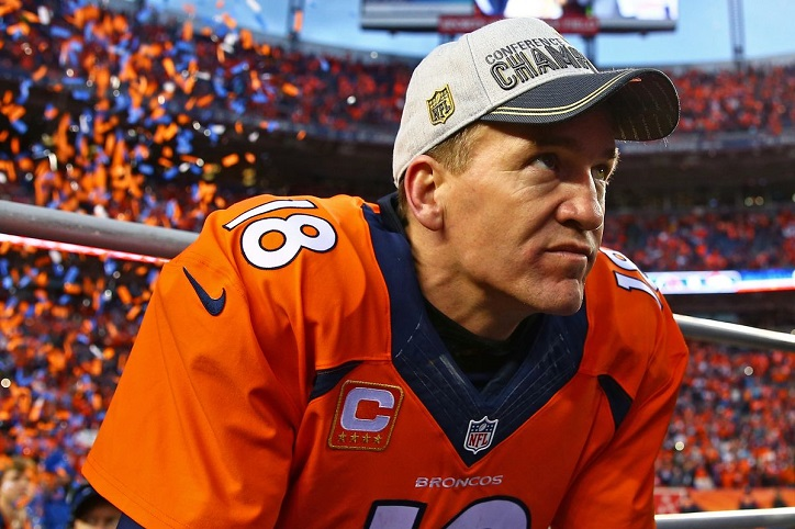 Peyton Manning Background Check