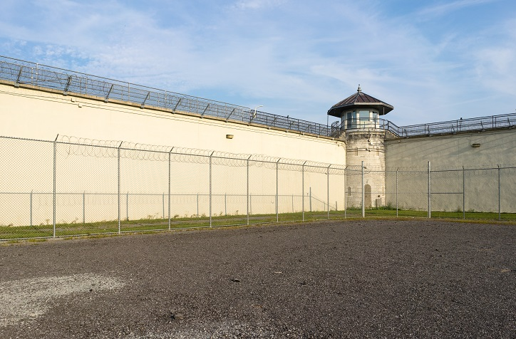 Hiland Mountain Correctional Center Alaska