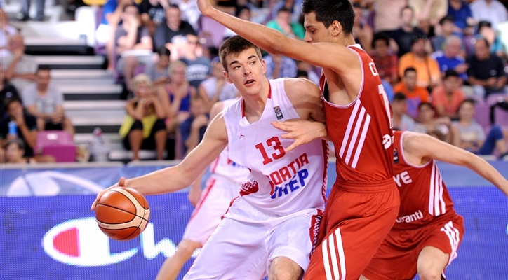 Ivica Zubac Background Check